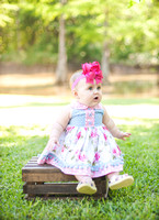 Eleanor 6 Month Session- 2017
